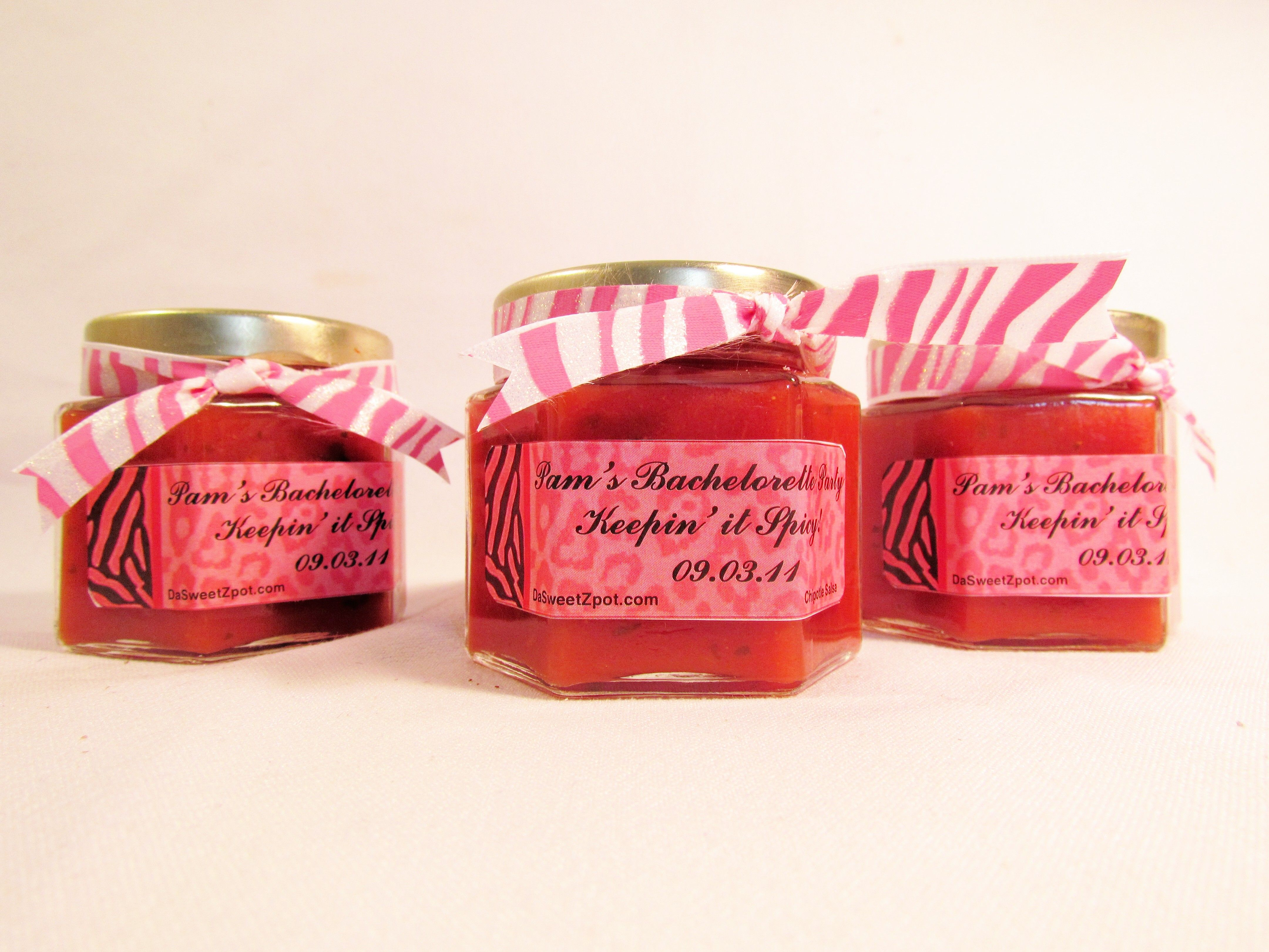 Custom Order your bridal shower favors... no two orders are alike ...