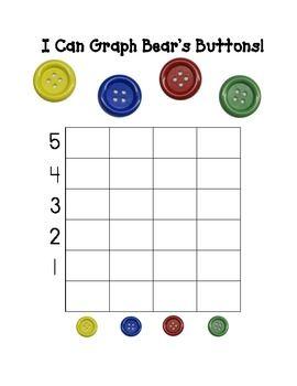 Bear Sort And Graph By Nicole Frisard Ricks Teachers Pay Teachers Graphing Activities Math Activities Preschool Graphing Activity Kindergarten