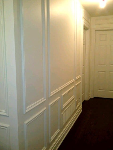 Bijou and Boheme: Moulding is EVERYTHING - #projectfoyer and #projectgetroomsreadyforkids