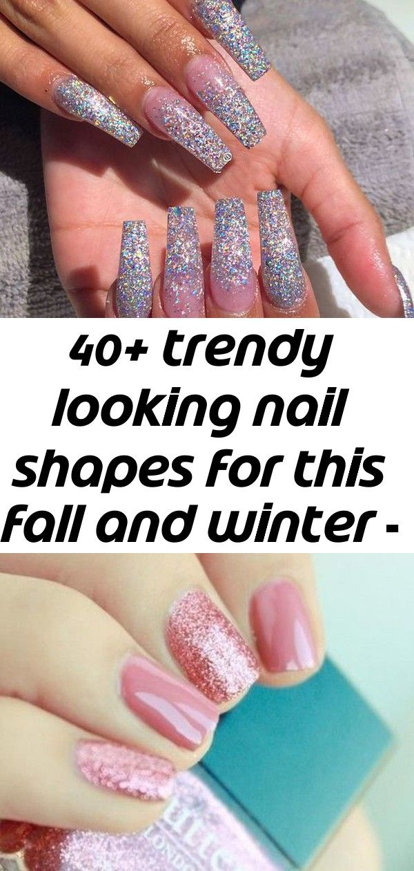 40+ trendy looking nail shapes for this fall and winter – page 23 of 44 2