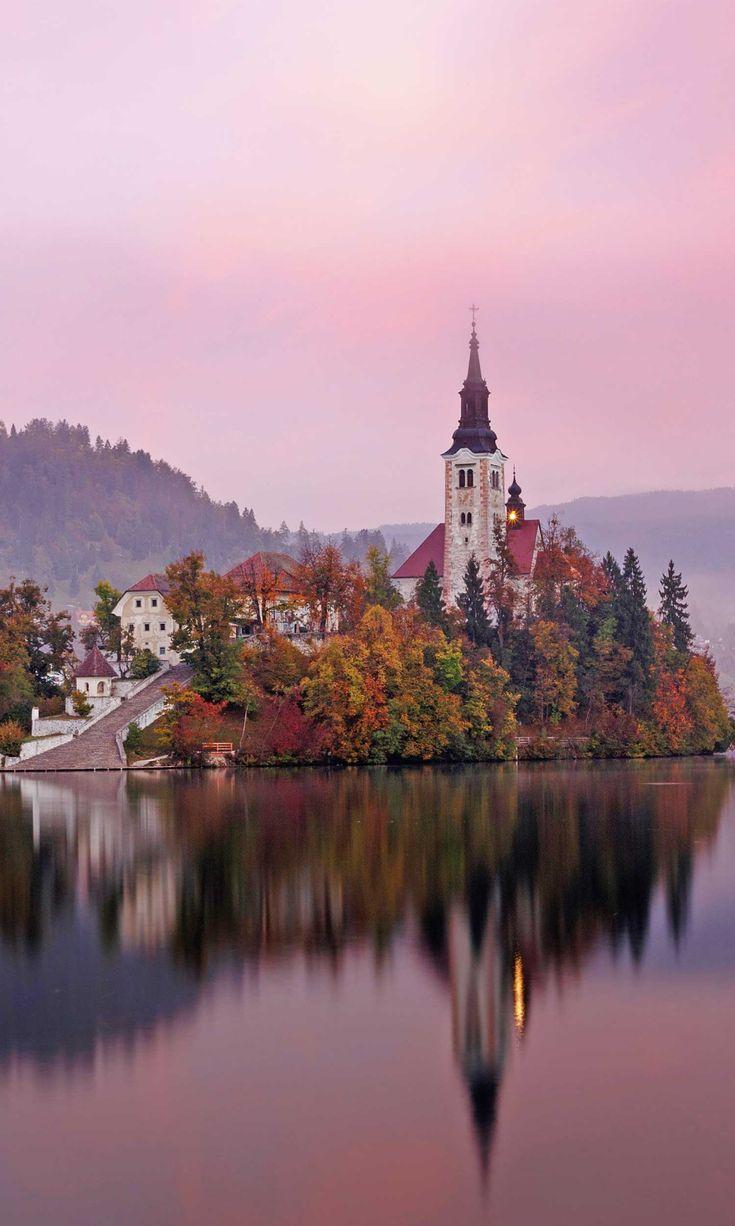 La Slovénie en un week-end: l'itinéraire parfait pour la Slovénie