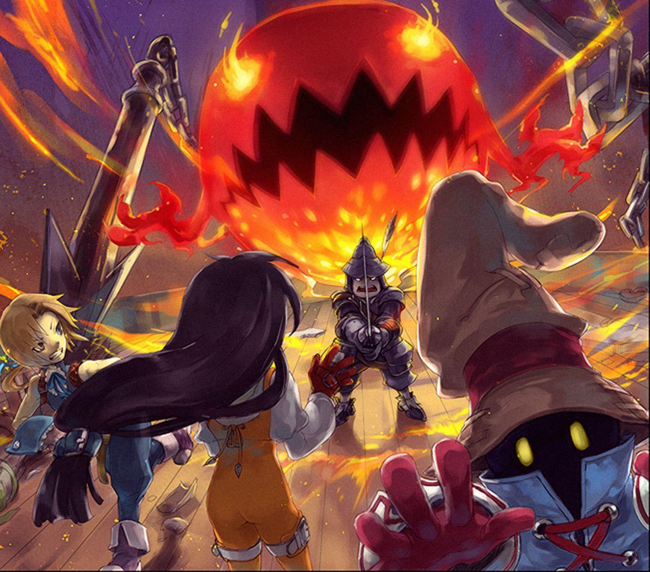 Pin by Aeroga on Final Fantasy IX Final fantasy ix
