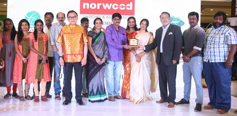 Corona Warrior awards felicitated to frontline Workers Police, Doctors, Teachers, Hospitals, corporation, cabin crew, NGO' & Individuals by GR events