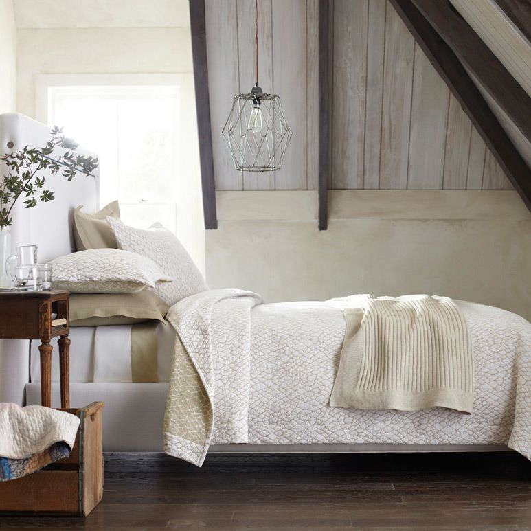 Superior Peacock Alley Carlo Matelasse Coverlet @LaylaGrayce