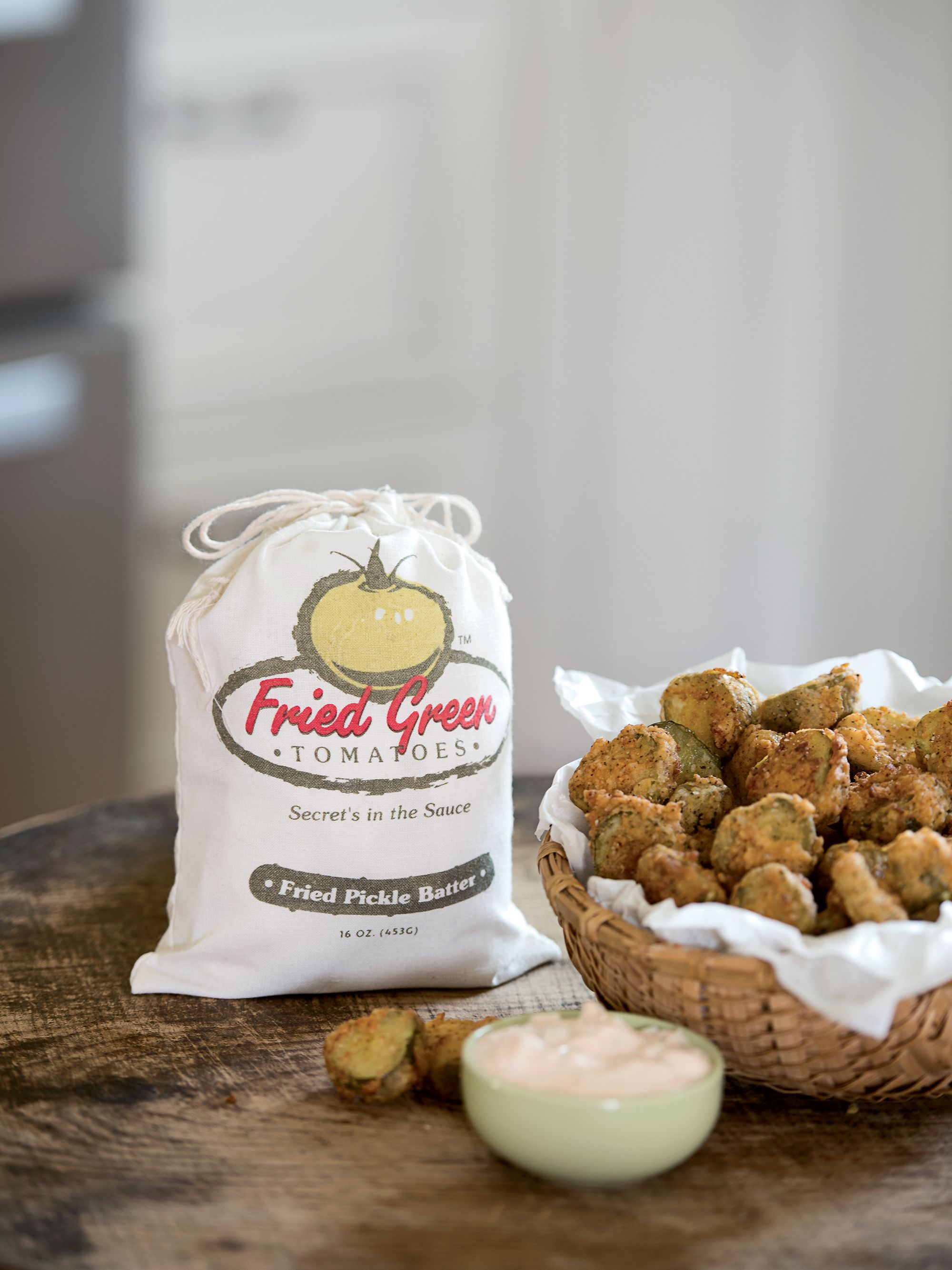 Fried Pickles Batter Mix US Made Gardener's Supply