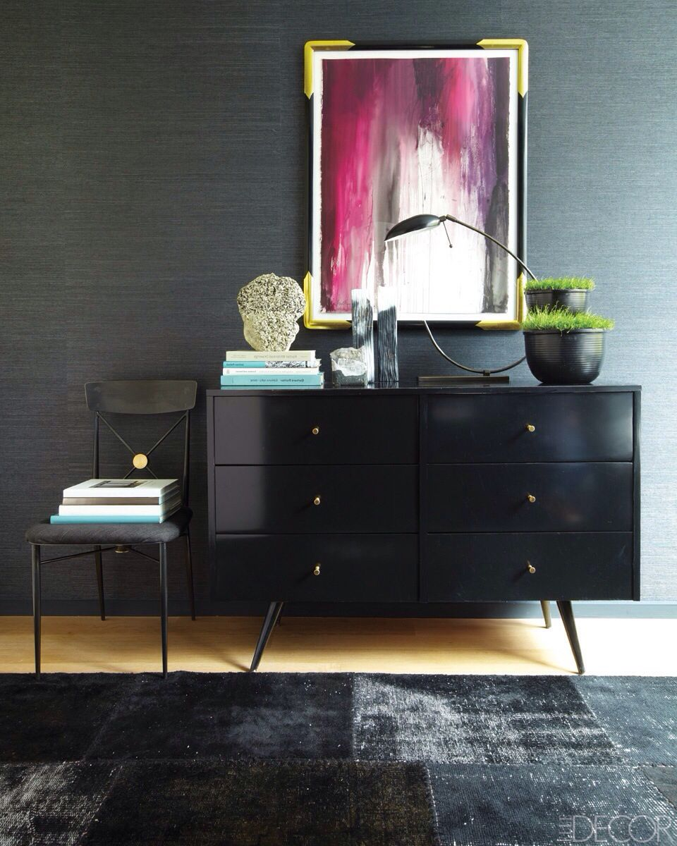 Black and grey simplicity