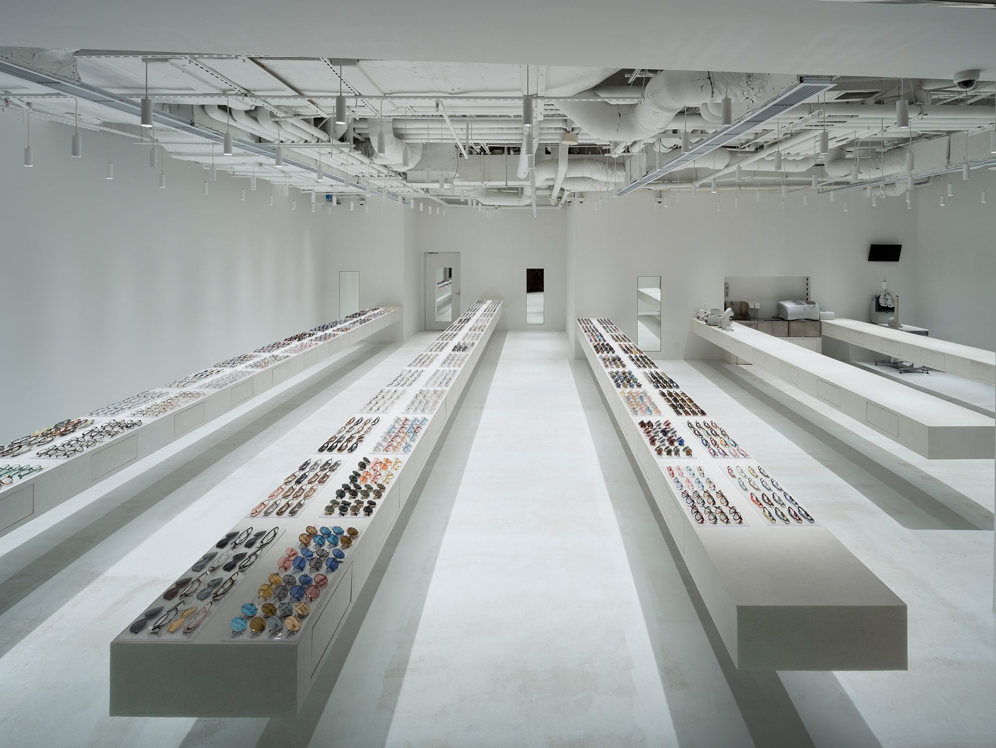 Weightless Junya Ishigami Designs Shop In Shanghai Eyewear