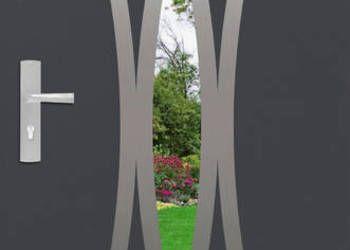 Drzwi zewnętrzne wejściowe do domu stalowe Future 41 Wodzisł…