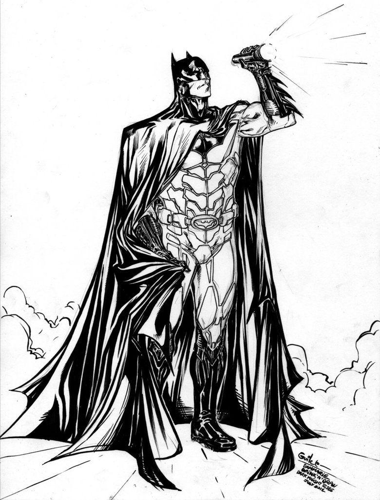 Batman - Dark Detective Rises by SpiderGuile on DeviantArt