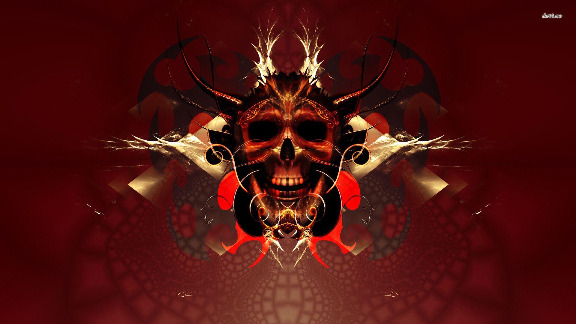 Red Skull Wallpaper Hd Red skull wallpaper hd red | CALAVERAS ...