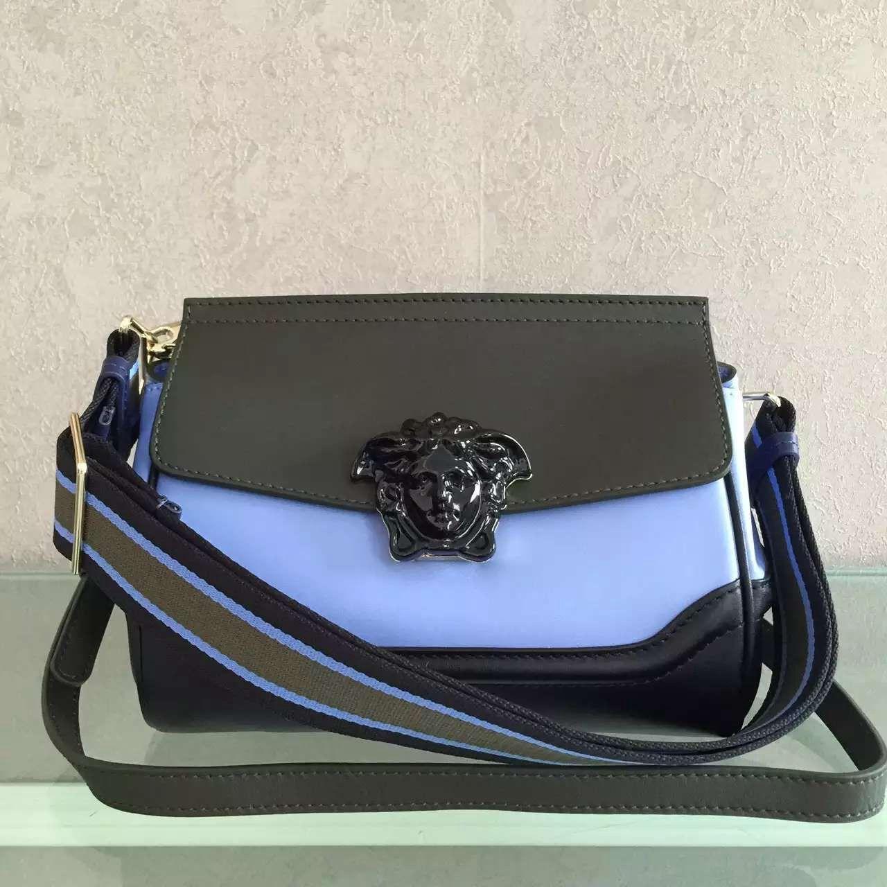 7530127627 Versace Mini Palazzo Bag 100% Authentic 80% Off