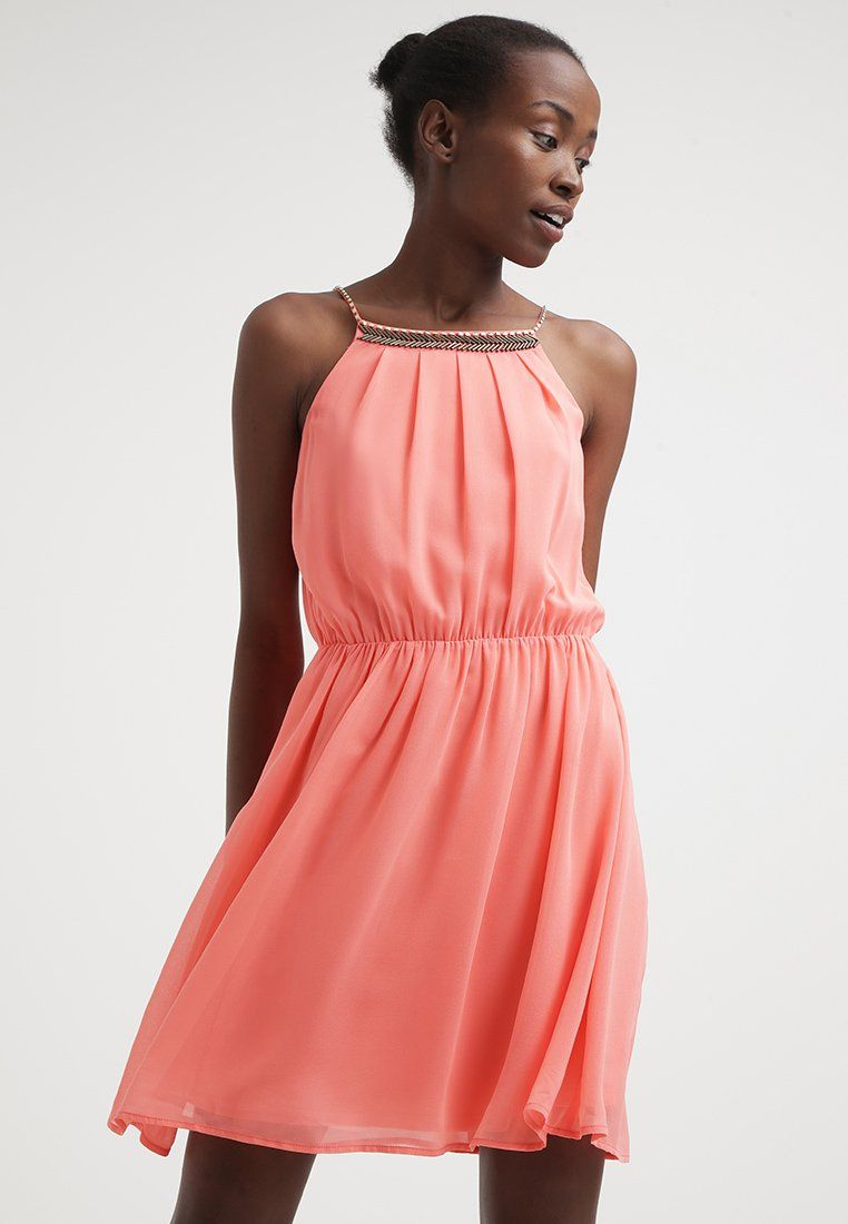 Morgan RICK Cocktailkleid / festliches Kleid peach 48,95€ ▻ http ...