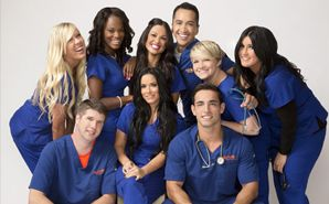 """Can you believe the travel agency behind the nurses on MTVs """"Scrubbing In"""" is defending the show?  via @Scrubs Magazine"""