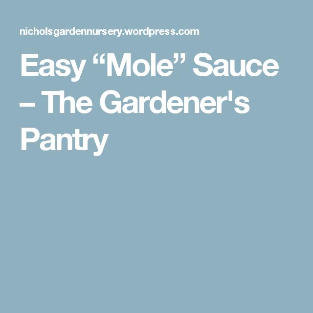 Mole Sauce, Mole, Stuffed Poblano Peppers