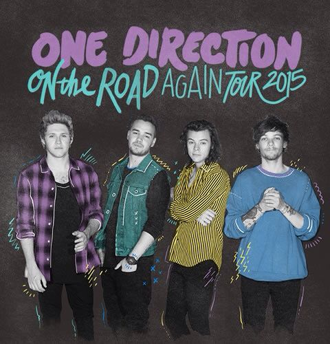 On the road again 2015