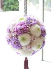 ball bouquet
