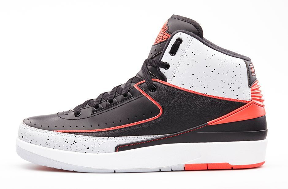 92caf2e1b29d ... greece air jordan 2 retro infrared 23 250 via shopseen ffdf3 0af08