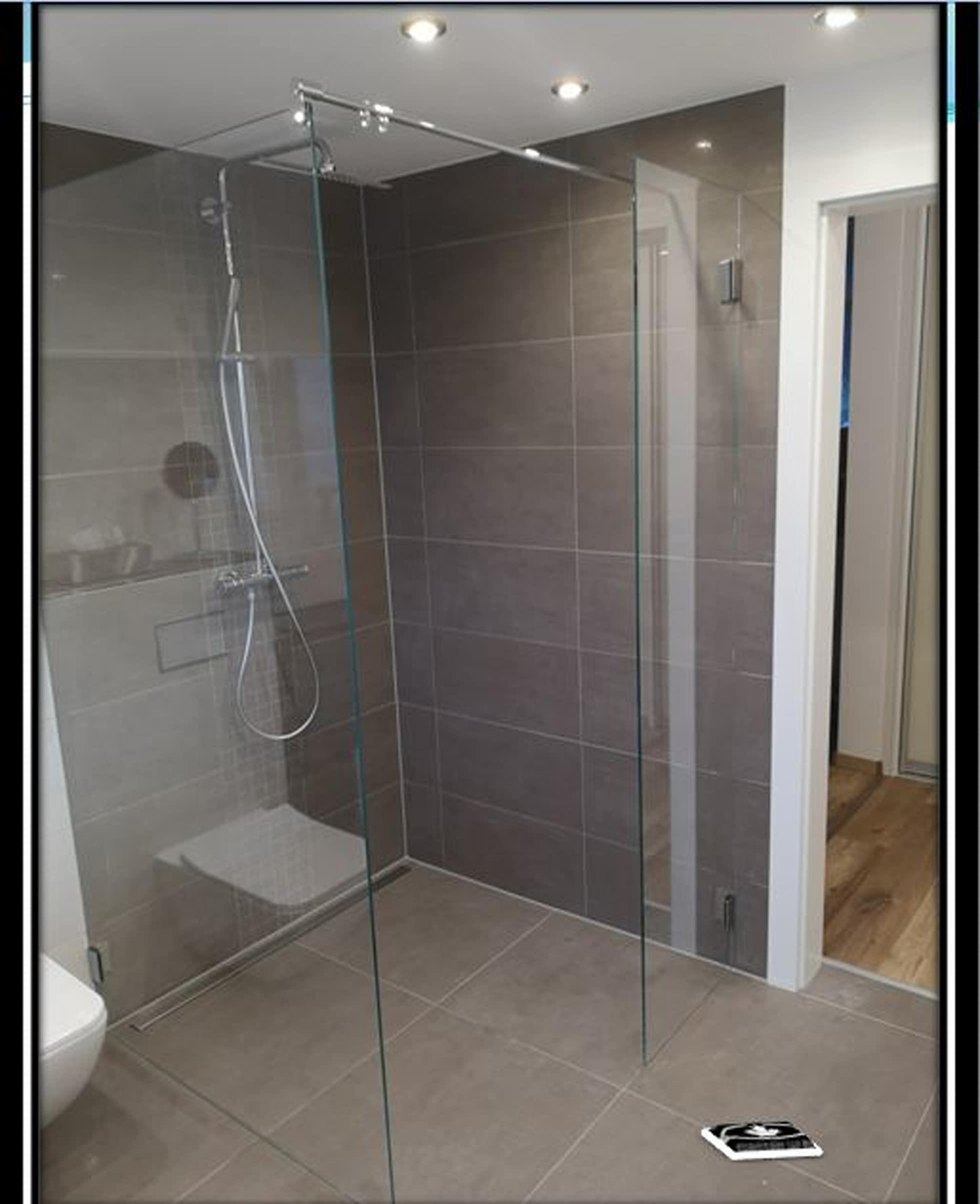 Duschkabinen Nach Mass Studio Jarosch Essen Moderne Badezimmer Von