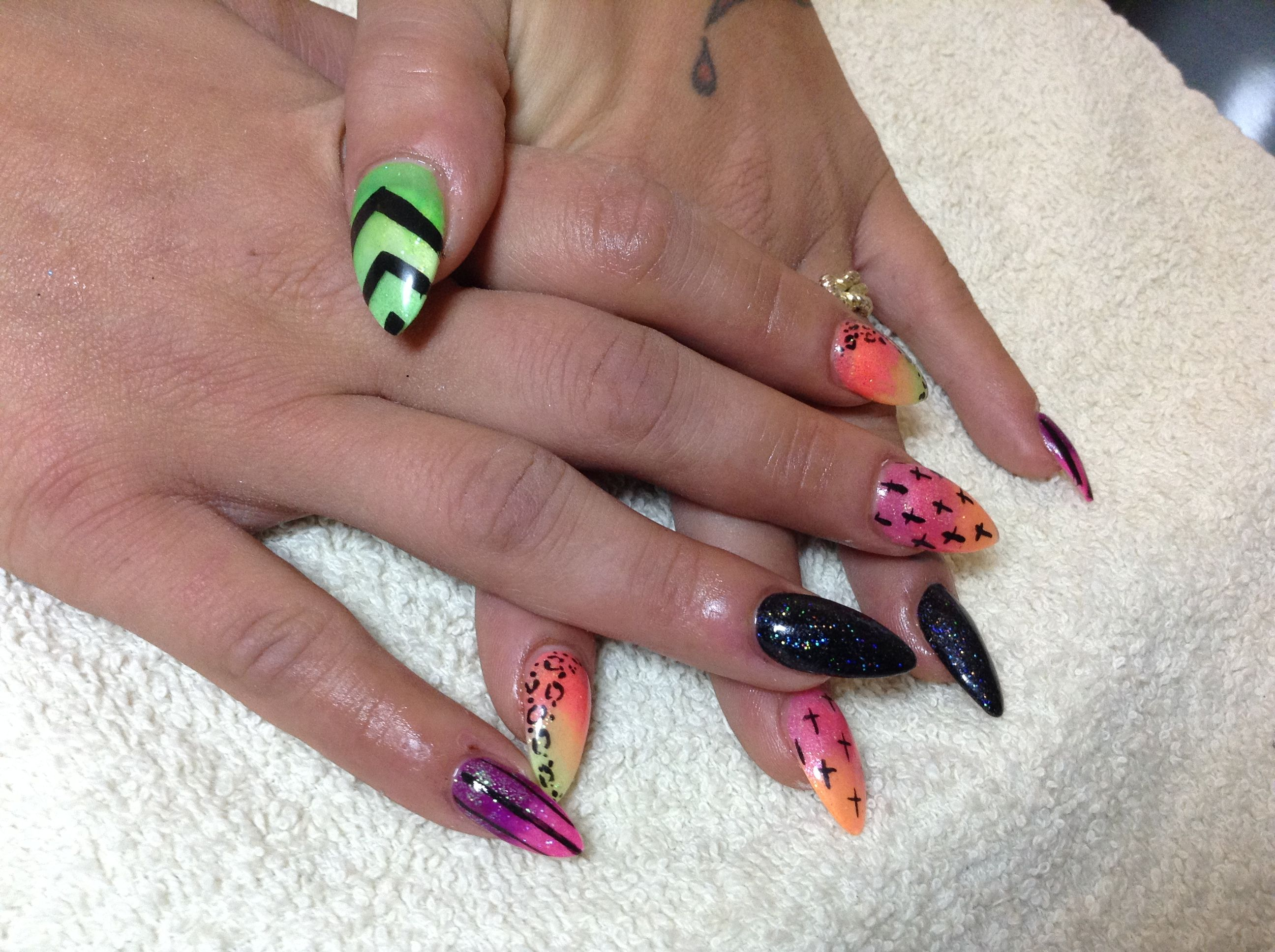 Pin by Kina Downing on My Passion   Nails, My passion, Beauty