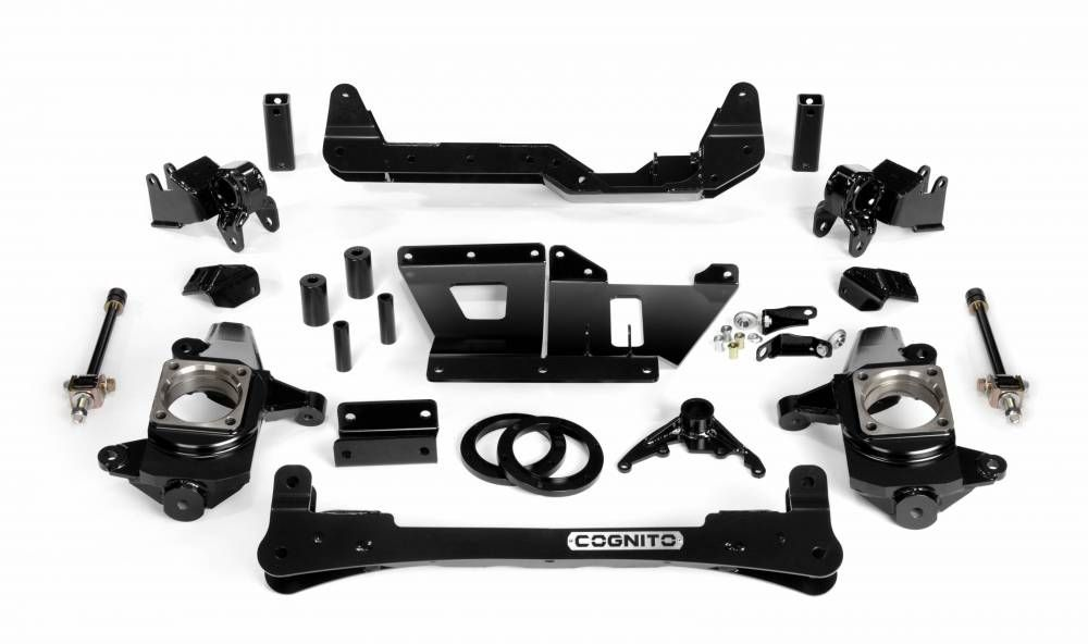 Cognito Motorsports Performance 2001 2010 Gm 2500 3500 4 6 Non Torsion Bar Drop Front Suspension Lift Kit Lifted Trucks Lifted Chevy Trucks Lifted Cars
