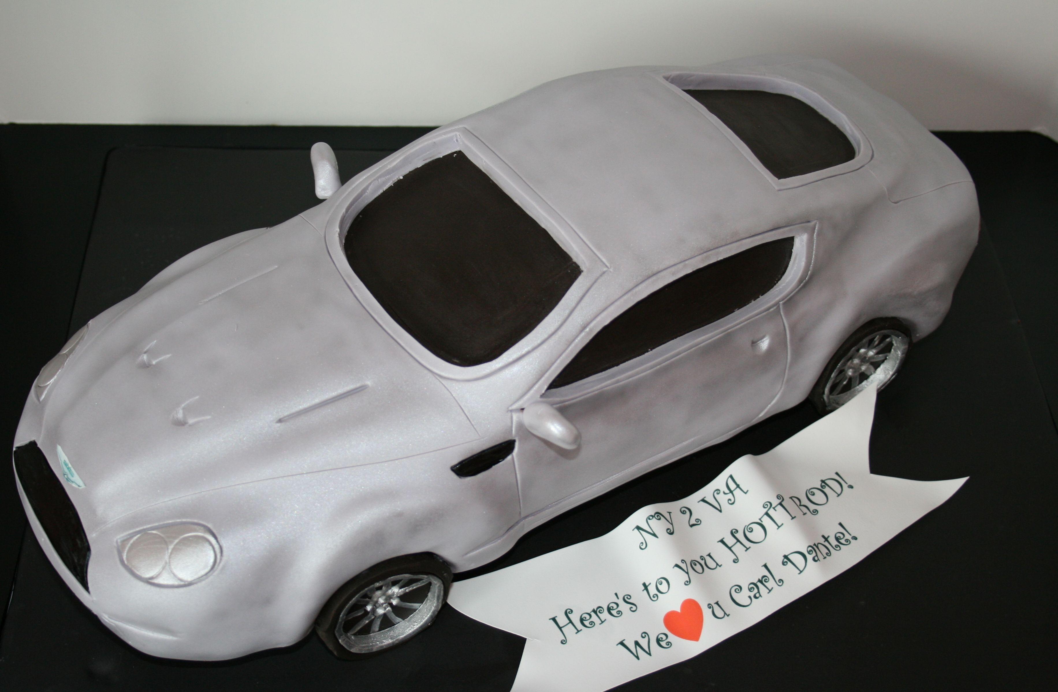 How to make a car cake cake decorating tutorials pinterest how to make a car cake baditri Gallery