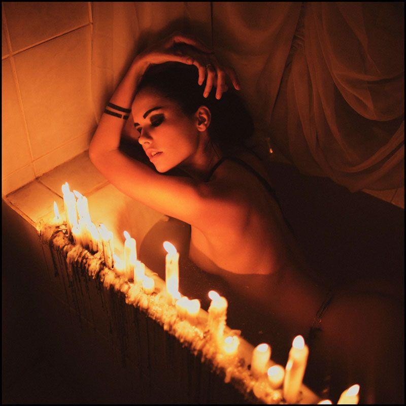 стриптиз со свечами это нравится после