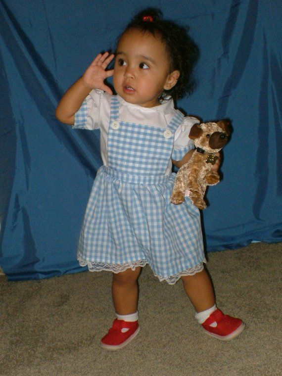CuteGirl Dorothy Costume from the Wizard of Oz. Size 4t-7  sc 1 st  Pinterest & CuteGirl Dorothy Costume from the Wizard of Oz. Size 4t-7. $45.00 ...