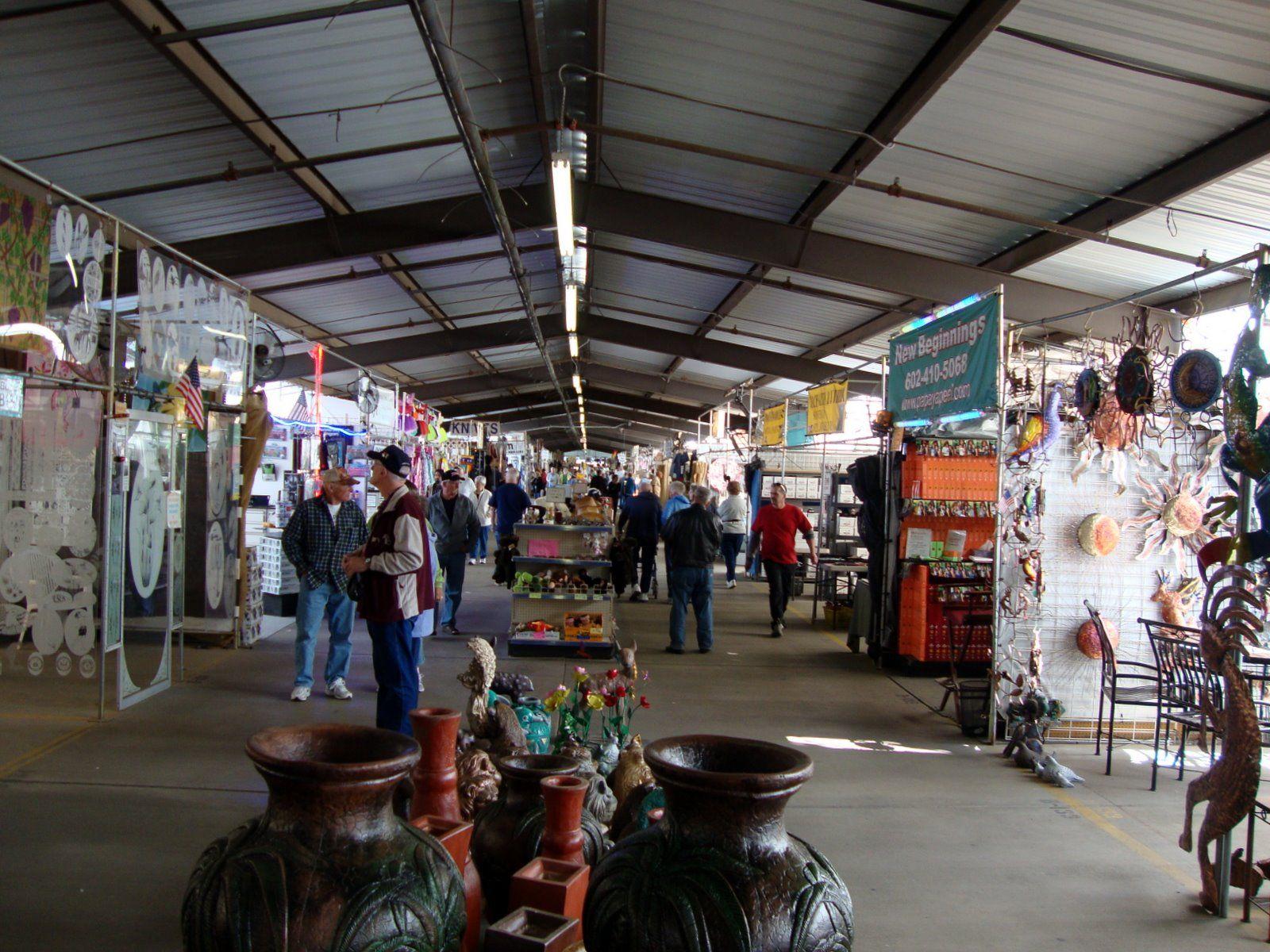 arizona swap meet flea market