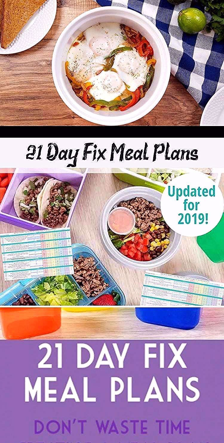 A TON of 21 Day Fix meal plans for all of the calorie brackets 1200 1500 1800