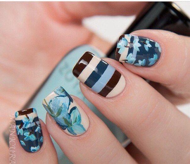 Nail Art #474 - Best Nail Art Designs Gallery | Colorful nails, Nail ...