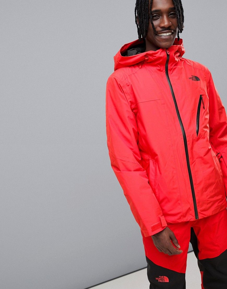 4b39681c53c0 THE NORTH FACE DESCENDIT JACKET IN RED - RED.  thenorthface  cloth ...