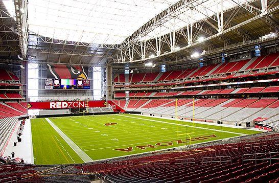 University Of Phoenix Stadium Glendale Arizona Home Of The Arizona Cardinals Nfl