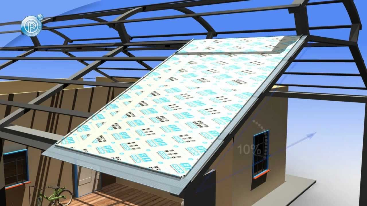 Installing Polygal Multiwall Polycarbonate Sheets