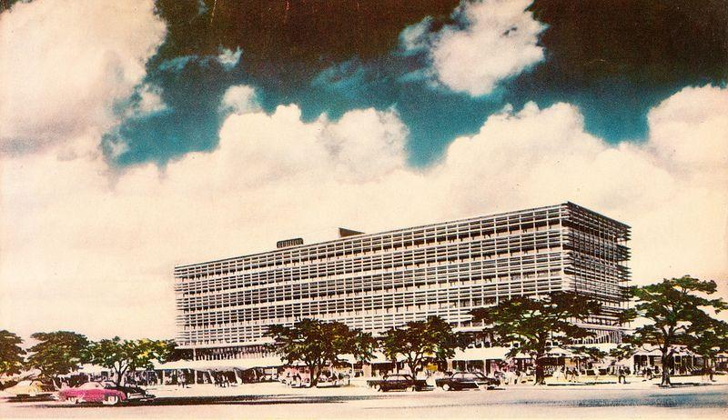 Philam Life Building by Carlos Arguelles