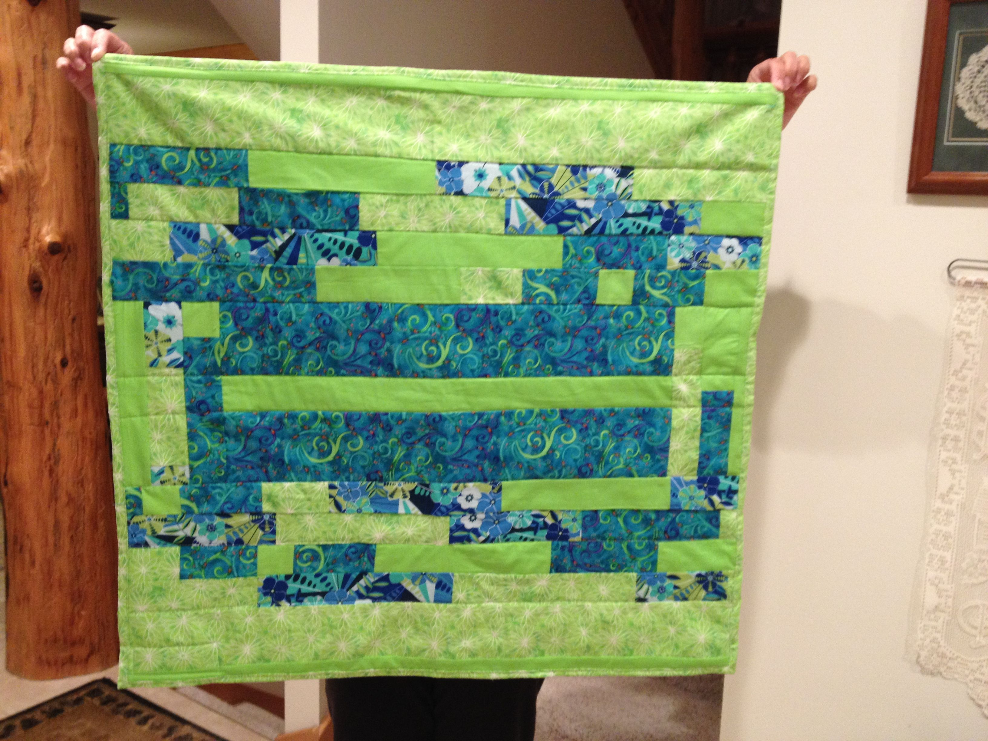 American Girl Quilt by Madyson