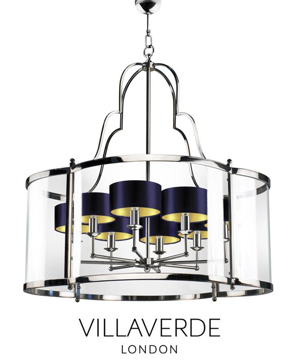 Our Exclusive Collins Lantern Brings Classic Good Looks: Sculpturally Classic Yet