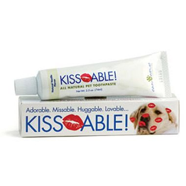Kissable All Natural Toothpaste For Your Pet Available At Pet Valu Dog Toothpaste All Natural Toothpaste Natural Toothpaste