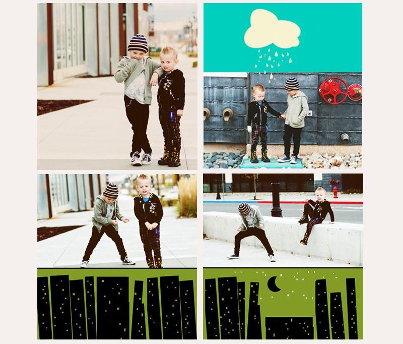 Cute boy 10x10 album
