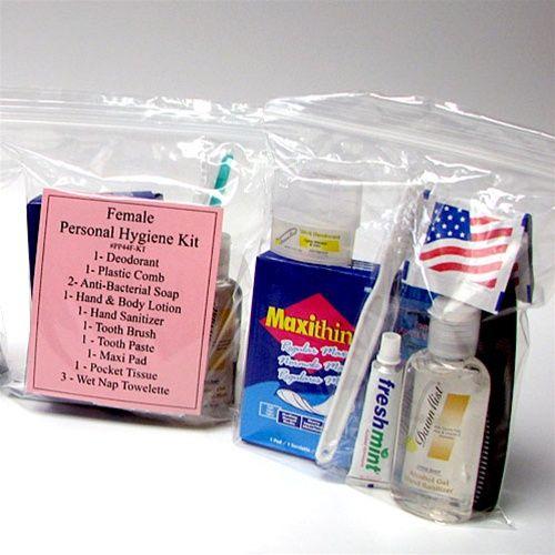 Female Personal Hygiene Kit Personal Hygiene Female Personal Hygiene Hygiene