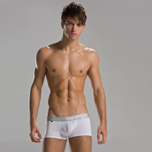 Twink underwear models
