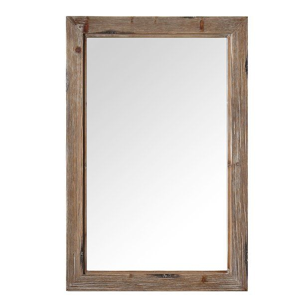 You 39 Ll Love The Aspen Bathroom And Vanity Mirror At Wayfair Great Deals On All D Amp Eacute Cor Amp Amp Pillo Wood Mirror Bathroom Vanity Mirror Mirror