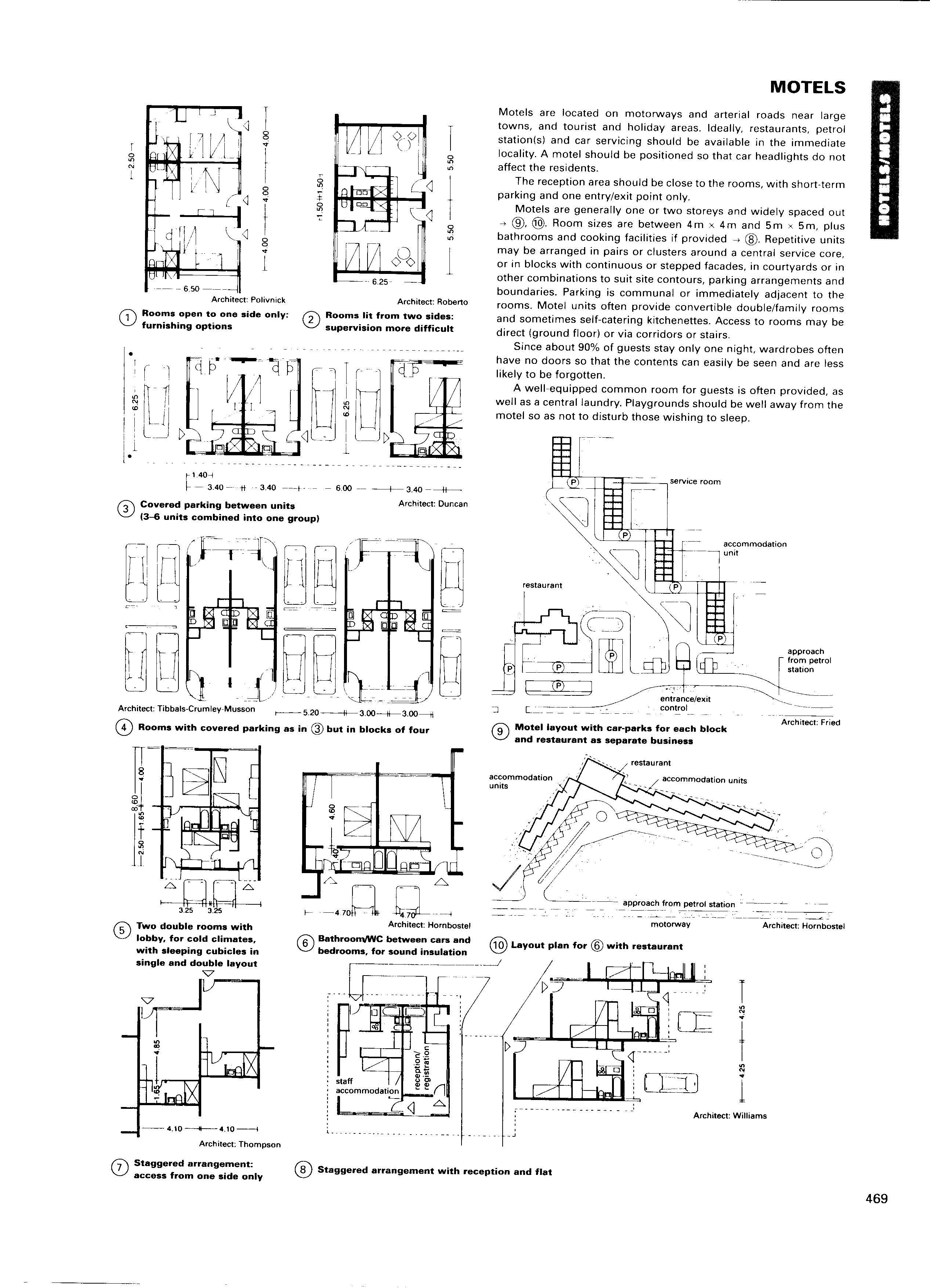 Architectural Standard - Ernst & Peter Neufert ... | HOTEL ...