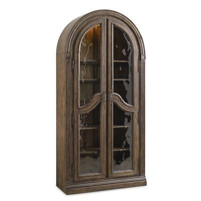 Hooker Furniture Rhapsody Bunching Curio Cabinet