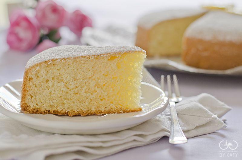 Dolci Da Credenza Torta Paradiso : Torta paradiso light niente burro e latte ricette in italiano