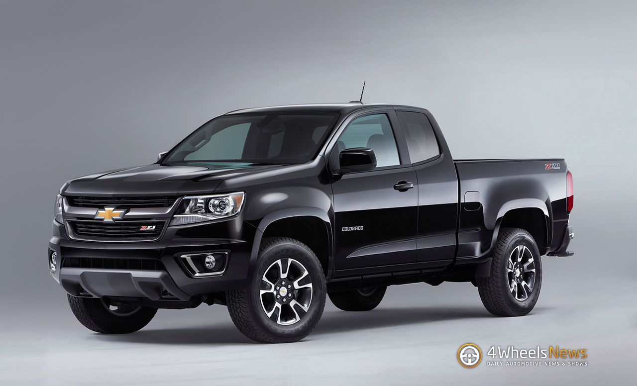 The new midsize pickup on sale in fall 2014 is built off of the gm s global colorado and 2014 chevy silverado but doesn t share too much exterior