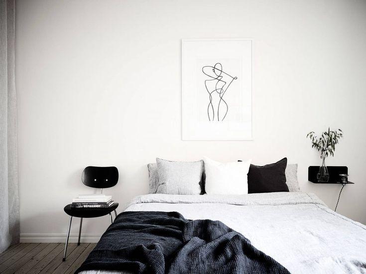 Bedroom. #schlafzimmer #inspo #minimalistisch schlafzimmer