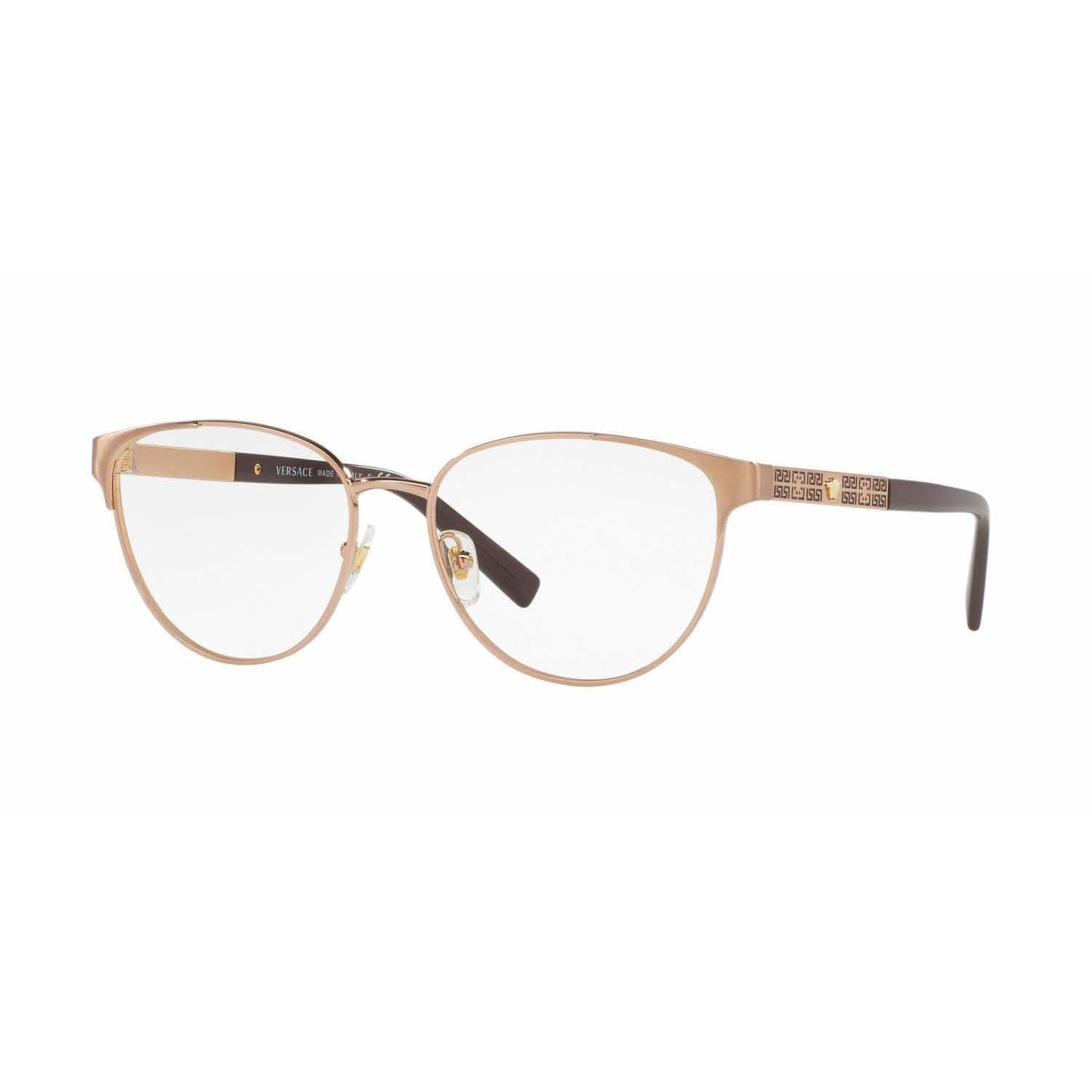 Versace Womens VE1238 1386 /Copper Phantos Eyeglasses | Products by ...