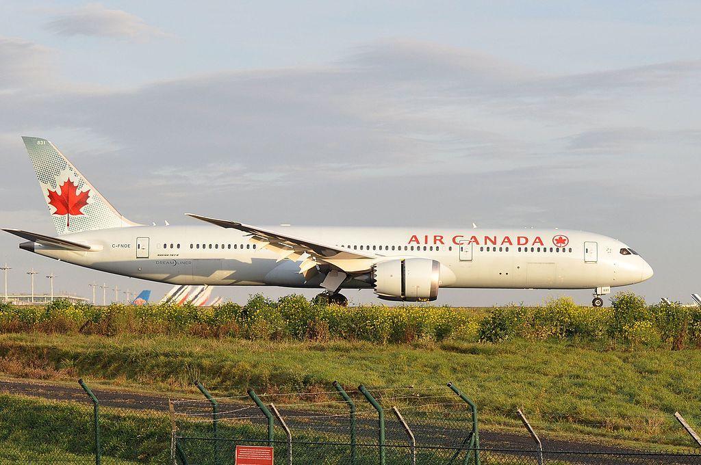 Air Canada Fleet Boeing 7879 Dreamliner Details and