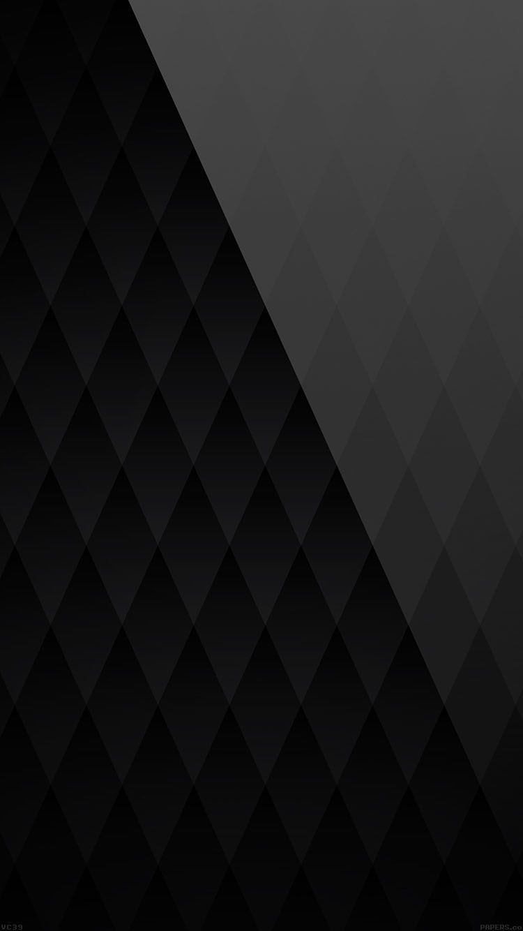 Black Gloss Dark Wallpaper Iphone Clean Minimal Abstract Iphone 7 Iphone 6 Ios S8 Wallpaper Pattern Wallpaper Galaxy S8 Wallpaper