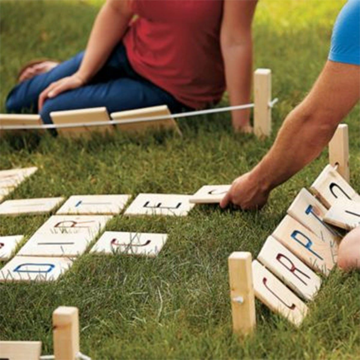 12 Diy Backyard Games And Sport Courts In